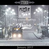 Transmissions @ Pepper 96.6 (January '17) by DJ Snatch