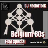 Radio & Podcast : DJ Nederfolk : Belgicum 80s EBM : Front 242 / SA 42