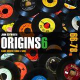 Origins 6 - Rare Groove Funk & Soul