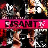 INSANITY MIX PARTY vol 1 - Daniel Le Drums