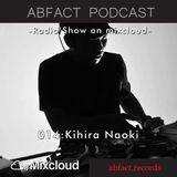 Abfact podcast 014: Kihira Naoki