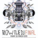 KG @ Blow the DJ 2014/5 Final @ The Real Rocknrolla