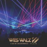 Wes Walz - Live @ LazerTrance 11.2.13