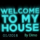 Welcome To My House   The Full Mixtape  2018  ( Five Mixes In One )