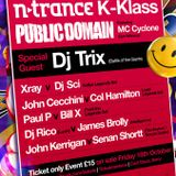 Dj X-ray @ Kellys Portrush Dec 28th 2013