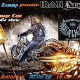 Dj Lemmy's (Damage Case) IRON PRIEST! (30.06.18)