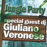 Jungle Party with dj Giuliano Veronese