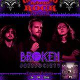 Programa Cangaço Rádio Rock - Entrevista com a Banda Broken Jazz Society (26.09.2016)