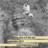 Big Nick D. September mix 2014