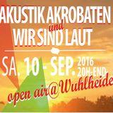 FrAu LiLa @WgB Wuhlheide OpenAir 10.09.16