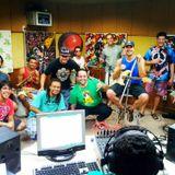 Rototom Rádio Reggae - Live Session #6 - MandacaRoots - 01.06.13