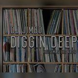 #36 >> Part 1 DJ Jimbo Presents The Diggin Deep Show Bank Holiday Special HMR- Rec Saturday 25-05-19