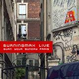 Burningmax Live • Burning Night 2014 • Burn Your Sunday