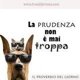 Emisión 22. Alcuni proverbi e frase fatte in italiano