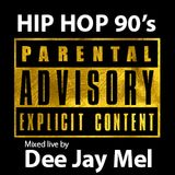 Dee Jay Mel HIP HOP OLD SCHOOL 90's