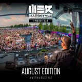 Brennan Heart presents WE R Hardstyle August 2017