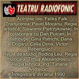 TEATRU RADIOFONIC - Actriţele -de- Feliks Falk. Traducerea: Pavel Mocanu.