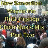 WAYNE IRIE RNB HIPHOP PARTY MUSIC RADIO EDITS CLEAN PT 2