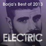 The Best of 2013 - The Borja Peña Show: 28.12.13
