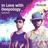 In Love with Deepology @ Megapolis 89,5 FM Moscow (10.07.2016)