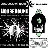 HouseBound Saturday 13th July 2019