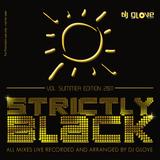 DJ Glove - Strictly Black vol. Summer Edition 2011