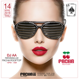 Pacha DXB Rooftop - 14th April 2016 Promo