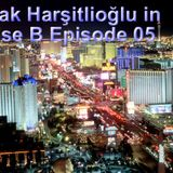Burak Harşitlioğlu In Phase B Episode 05 On RADIO TRANCE 107.2 Athens