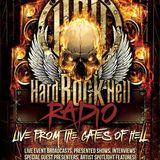 Hard Rock Hell Radio -  The Greenroom - 20th February 2018 - Week 36