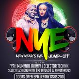 NEW YEAR JUMP OFF PROMO MIX Part 1 - Foundation Mix 2016