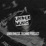 UnderMusic Techno podcast 021 - Merkenfeel