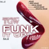 Tommy Gee White - Funk It Up! Vol. 12