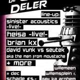 Sinister Acoustics - De Gemene Deler 11-12-2015 Willemeen