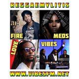 Reggaemylitis Radio Show, Vibes FM, 18 January 2017