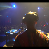 DJ Fourd Nkay in the live mix at SIMON JAP release party 2/10/2019 Vision Tokyo