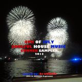 "DJ SWEETS ""4th of July"" Soulful House Mix (Summer Sampler 2013) - Live at CRUNCH ft. greene"