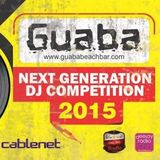 """ Guaba Next Gen DJ Competition 2015 "" by The Cure Team"