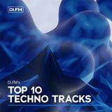 DI.FM Top 10 Techno Tracks August 2018