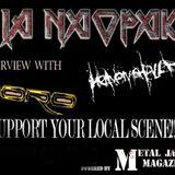 Intervjui Doro & Heaven Shall Burn, novi Numenor, PanzerI