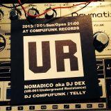 Mong Trax Guest Mix #3 - DJ Compufunk