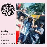 Brooklyn Buyers Club :: Brain Orchestra & AKAI SOLO~