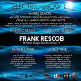 Frank Rescob @ Electric Show 11 30/06/13 [SPECIAL STUFF]