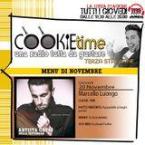 Matt Garro e Cookie Time incontrano Marcello Luongo, Artista Chef su TRS Radio