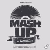"Mash Up ""Strictly Black Grooves"" - Puntata N. 08 - Stagione 2019/2020 - Rap 90"
