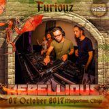 Sonic Devastation & Furiouz @ Rebellious #11