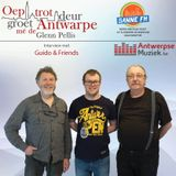Interview Guido & Friends - Oep trot deur groét Antwarpe - 11-04-2017