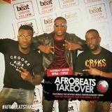 #AfrobeatsTakeover: @selectamaestro @dboyCityLove 02.07.2016 9-11pm