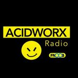 PAN!K (aka Owen Ni) Guest Mix on AcidWorx Radio