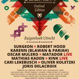 Oliver Koletzki @ Soenda Festival - Utrecht (17.05.2014)
