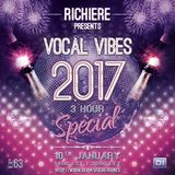 Richiere - Vocal Vibes 63 (2017 Special)